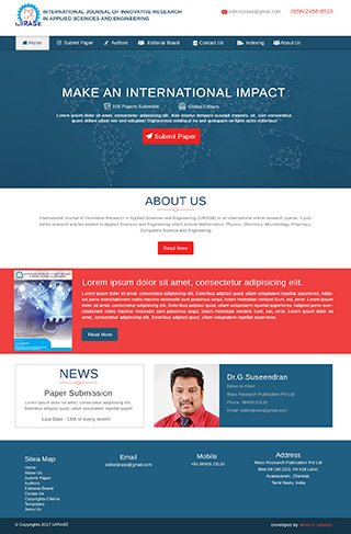 Static Website Designing  Company in Chennai
