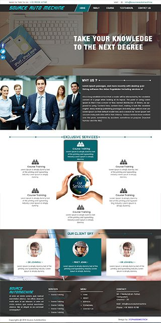 Mobile Responsive Website Designing Company in Chennai